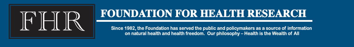 Foundation for Health Research